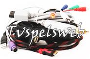 Kablar & kontakter - Tvspelsweb.se